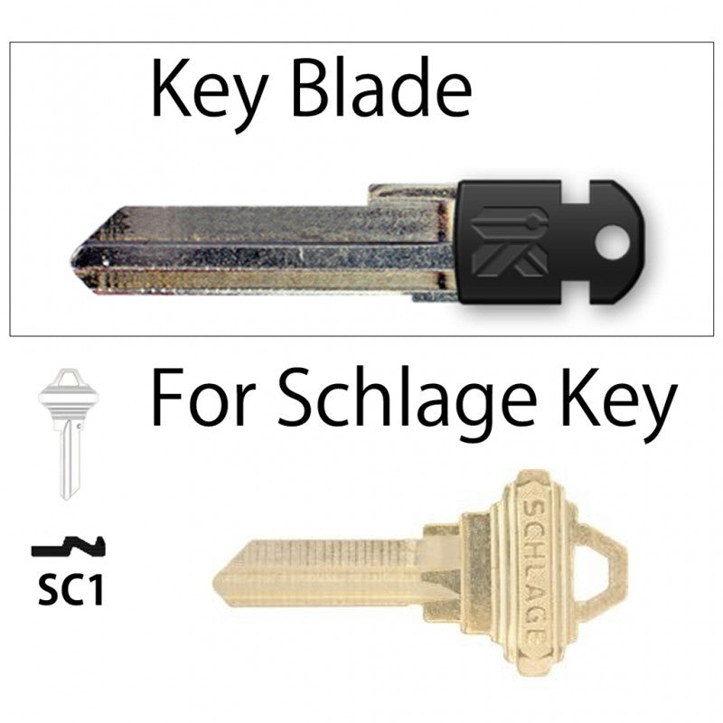 Schlage Key Blank (For Phone Case)