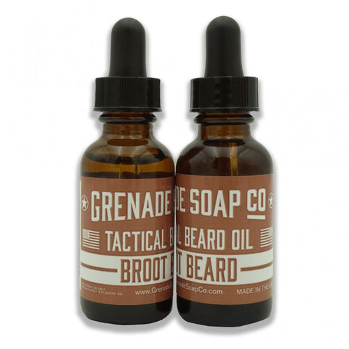 GRENADE SOAP CO™ BROOT BEARD™ - BEARD OIL