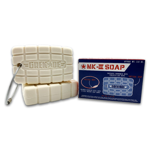 Grenade Soap in MAVERIX - 3 bar subscription