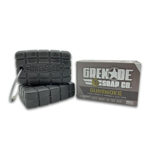 Grenade Soap Variety Pack - 3 bar subscription