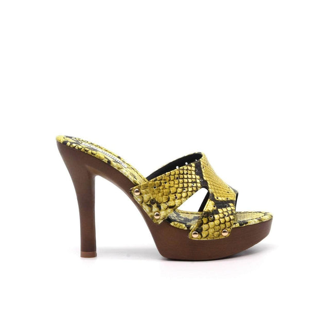 lee monet Wild Thing Mule (Yellow)