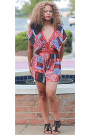 vendor-unknown Romper Retro