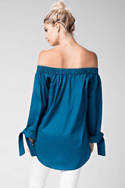 vendor-unknown Tops Serenity Off the Shoulder Top