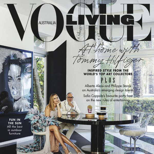 Vogue Living Australia - January/February 2020