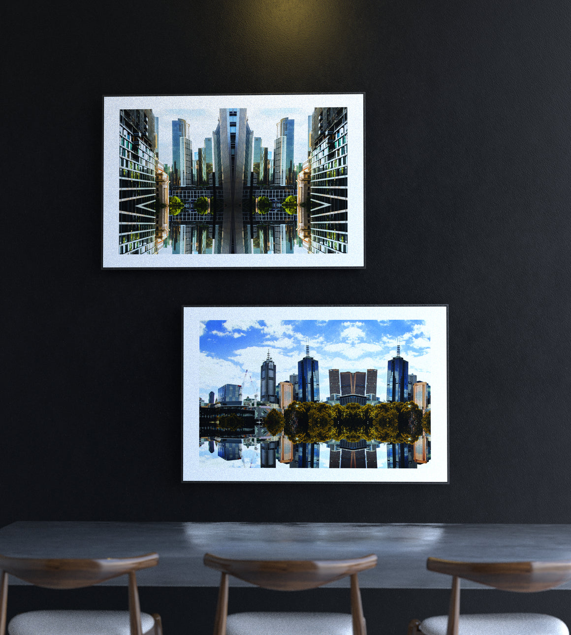 Reflections 'Cityscape'