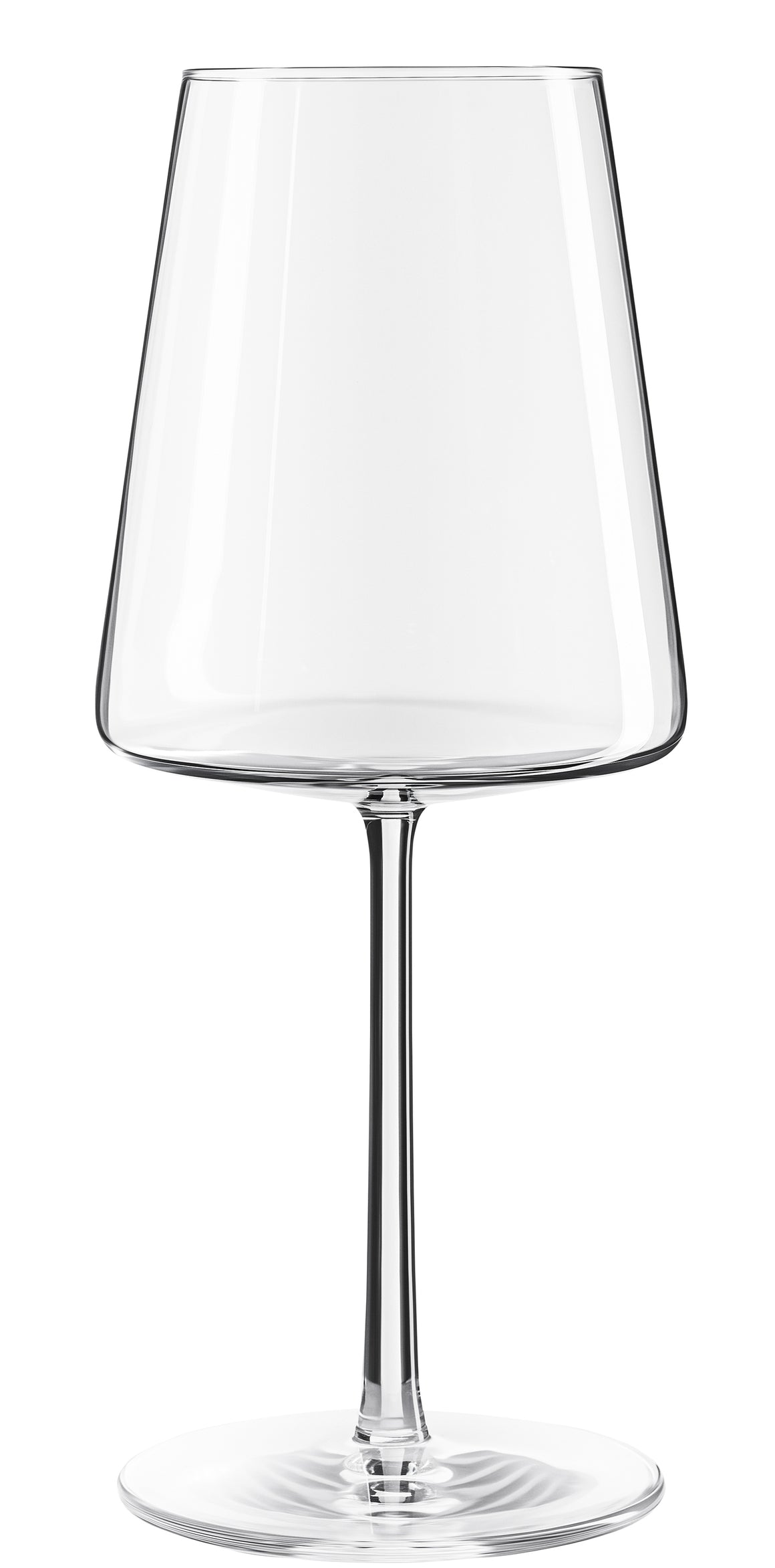 Power Red Wine Glass
