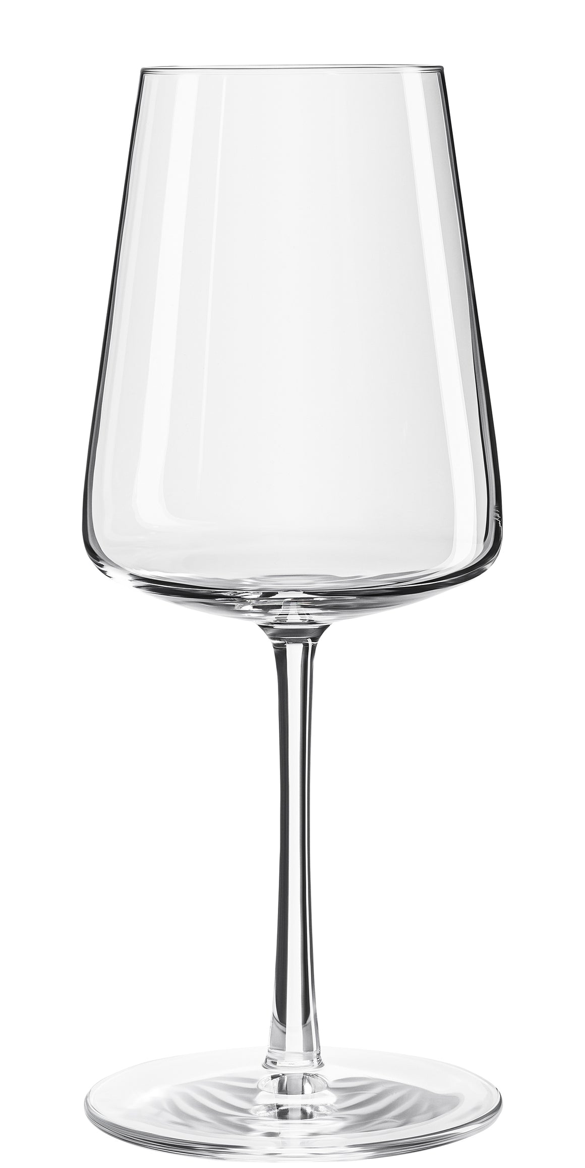 Power White Wine Glass