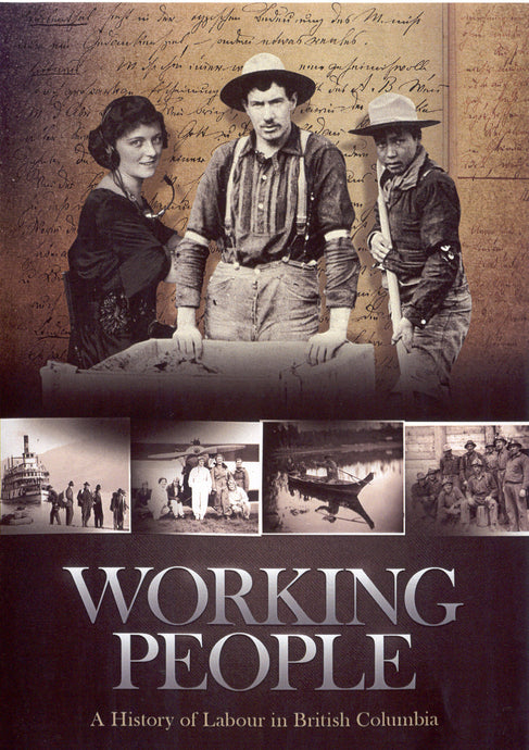 Working People DVD