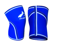 The Alaskan, 7mm Knee Sleeve - Pair of 2 (Glacier Blue)
