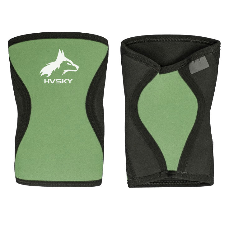 COMING SOON! The Akita, 5mm Knee Sleeve (Forrest Green)