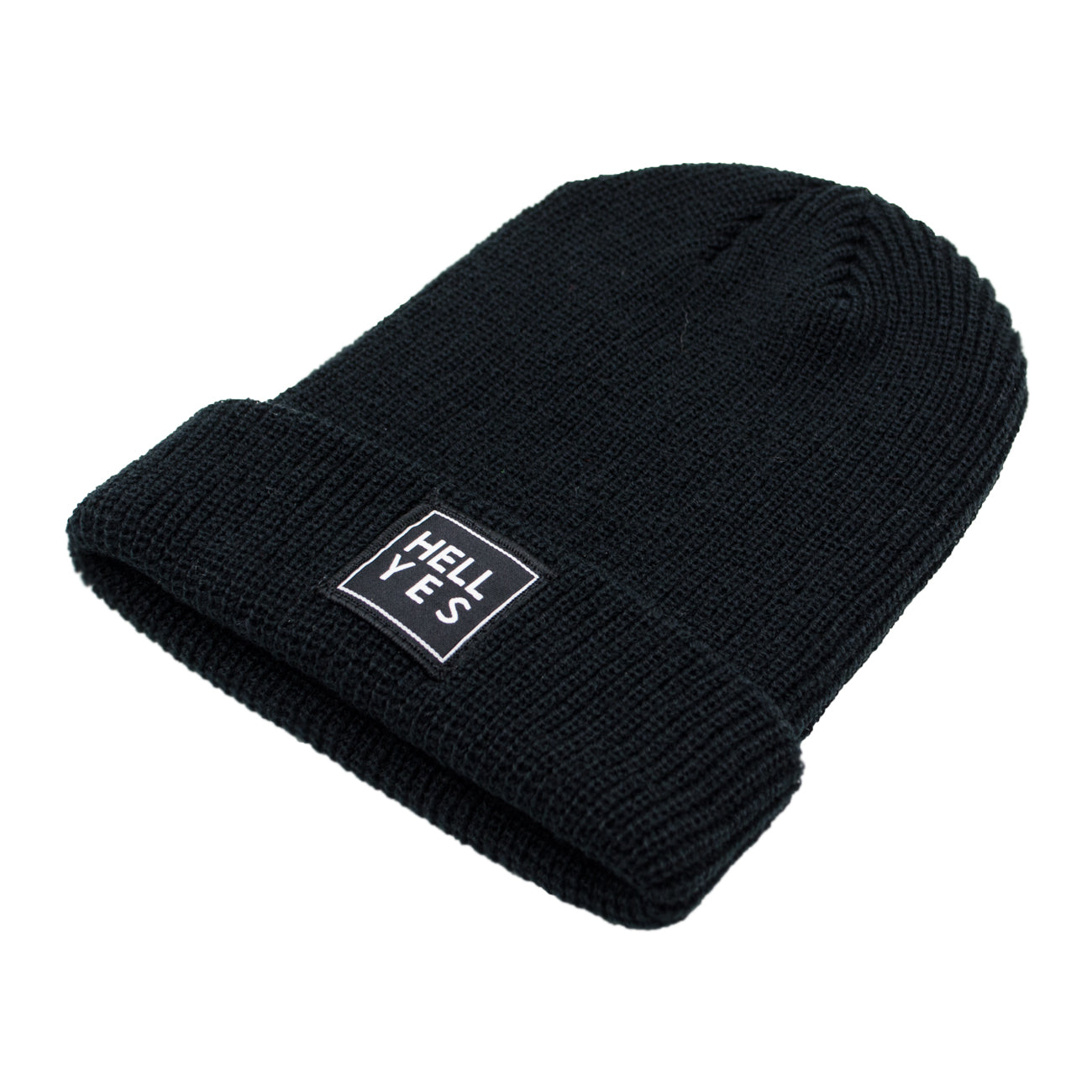 HELL YES BEANIE