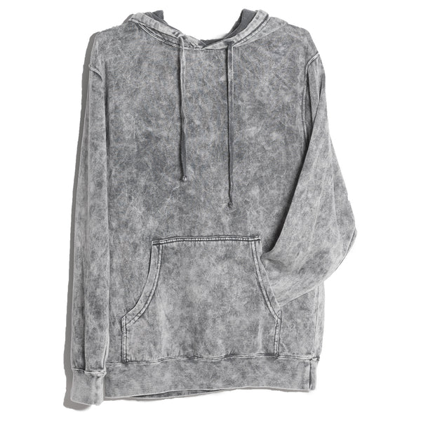 QUICKSAND MINERAL WASH PULLOVER