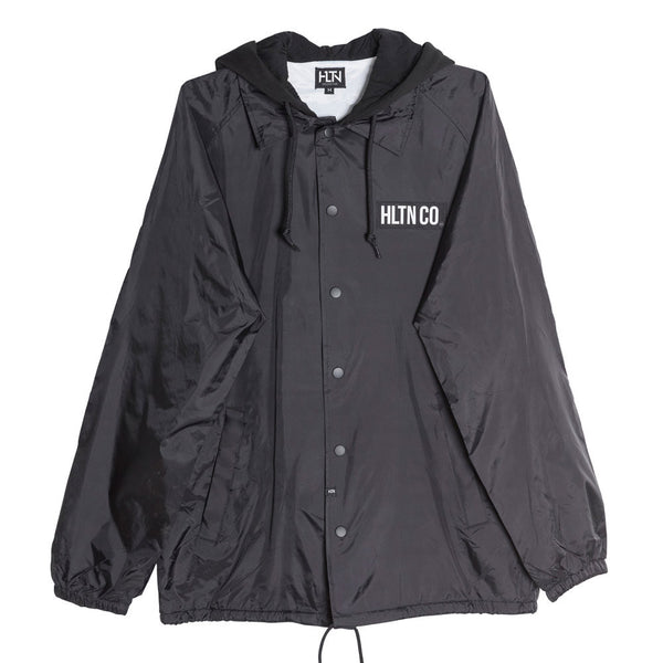 THE DAN JACKET—BLACK