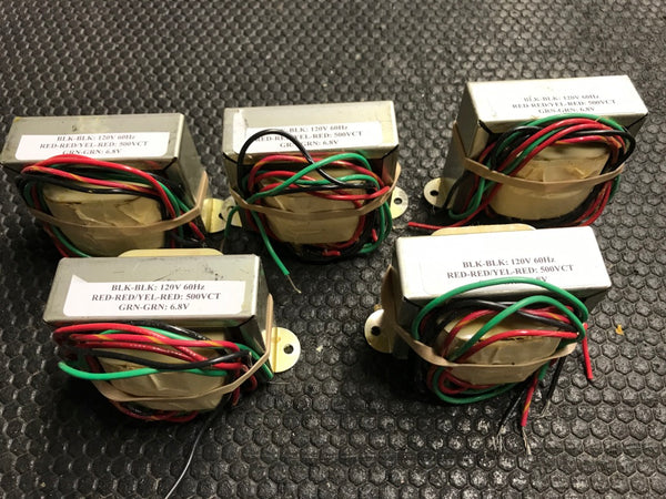 Filament and Screen transformer for Pride DX 300