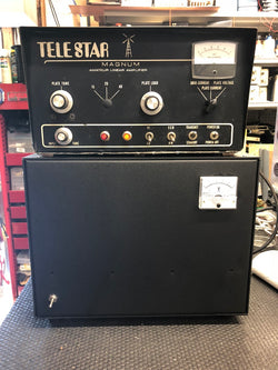 Telestar 2 tube amplifier 4cx250B , 4cx250fg , 4cx250R , 4c350fg etc
