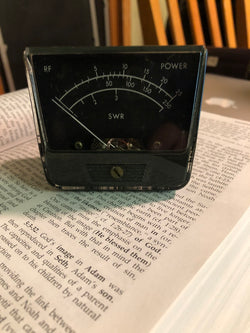 Used Meter for the Heathkit HM-2102 SWR/ Power Meter