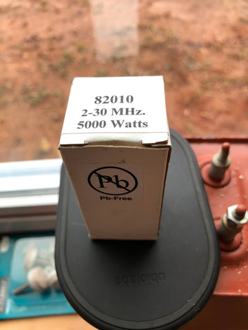 5000 H watt bird slug 2-30 mhz