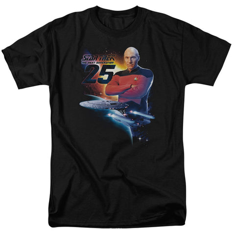 Star Trek The Next Generation 25th Anniversary Captain Picard
