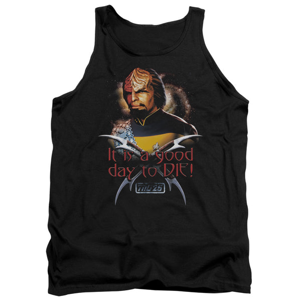 Star Trek The Next Generation (TNG) Worf, Son of Mogh GOOD DAY TO DIE
