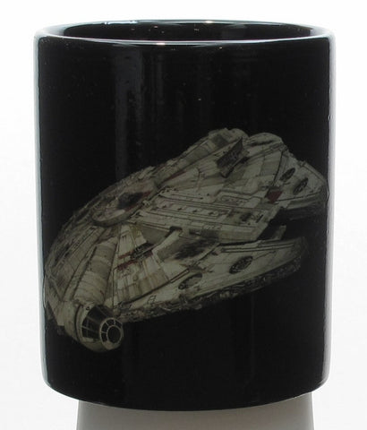 Star Wars Millenium Falcon Heat Changing Mug