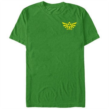 Zelda Crest Badge T-Shirt