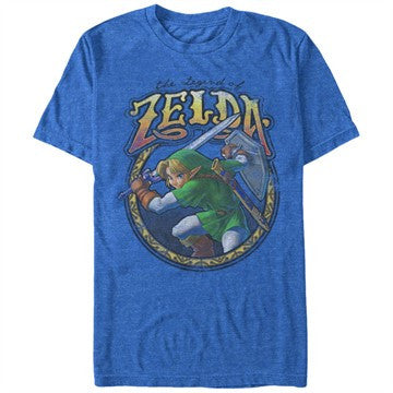 Zelda Legend Link T-Shirt