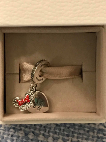 Disney Mom Pandora Disney Parks Exclusive Dangle Charm