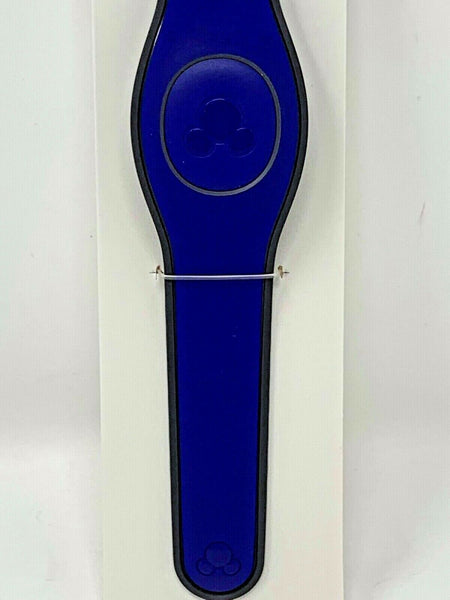 Disney Parks Light Navy Blue Magic Band 2 MagicBand NIP Solid Color Royal WDW