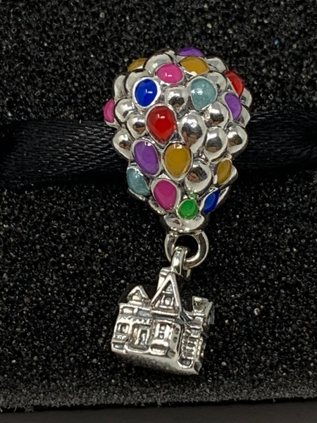 Disney Parks Pandora Up Adventure is out there Balloon House Charm