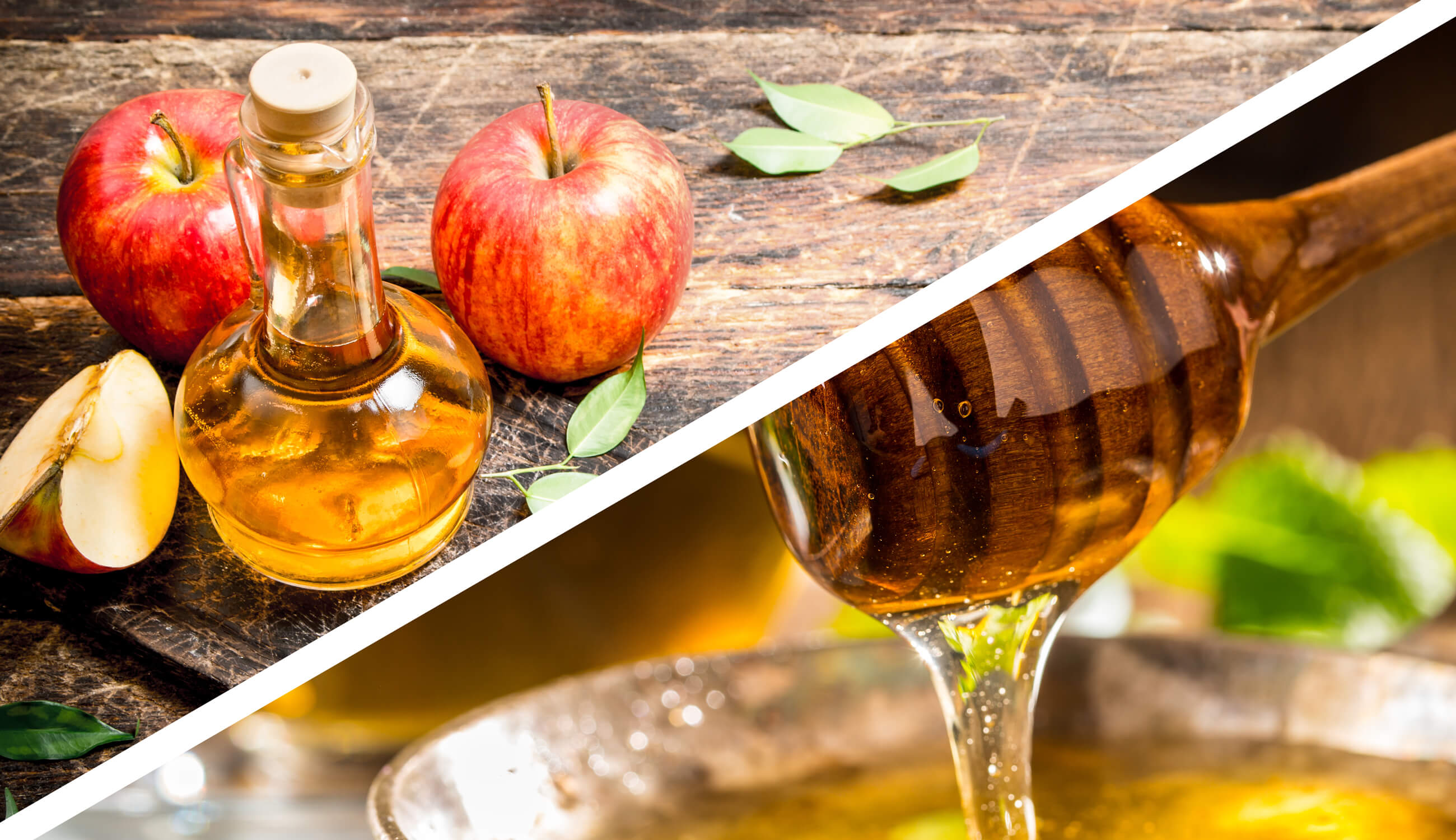 Honey and Apple Vinegar