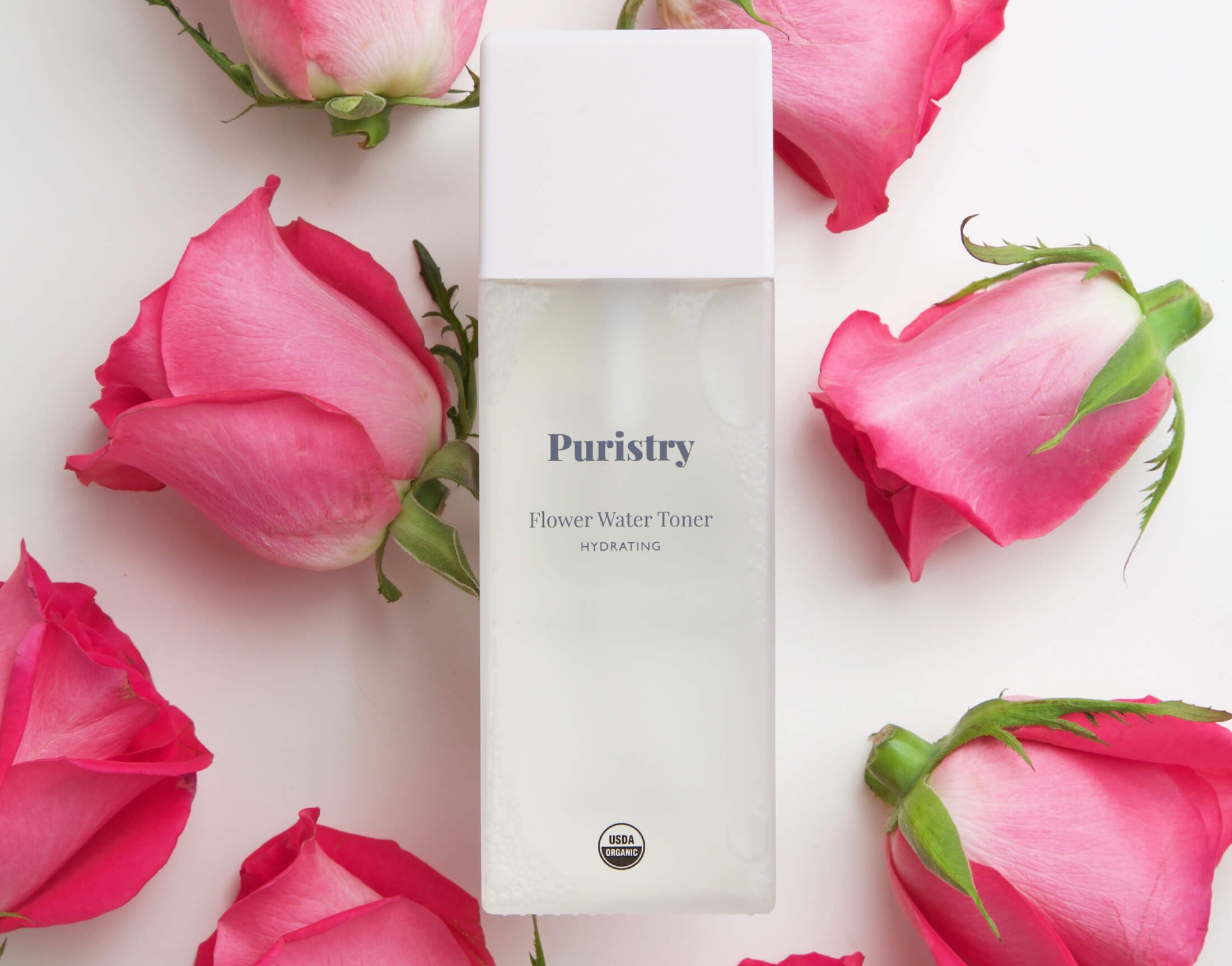 Puristry FLower Water Toner
