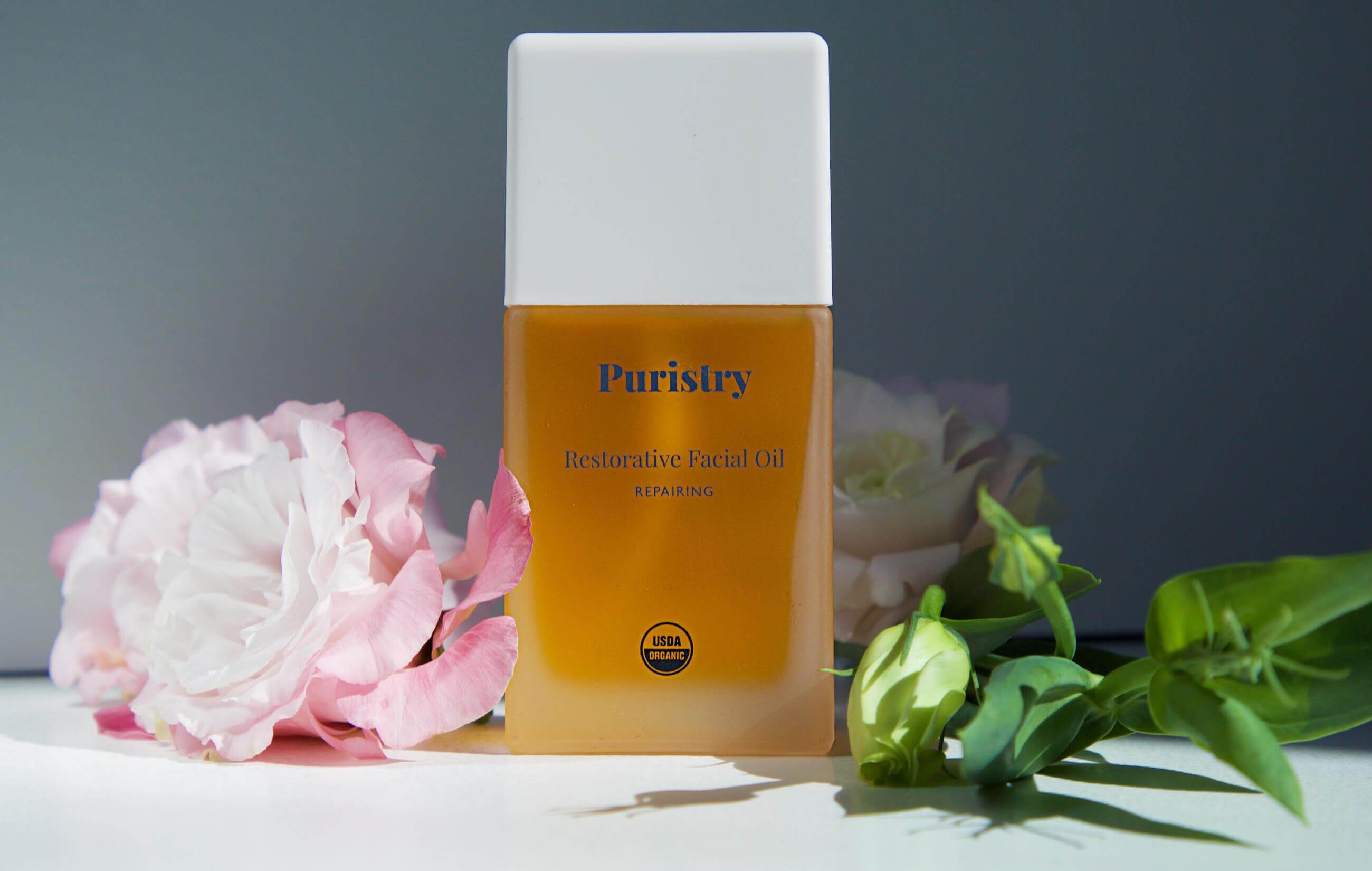 Puristry Pomegranate Seed Oil Restorative Facial Oil