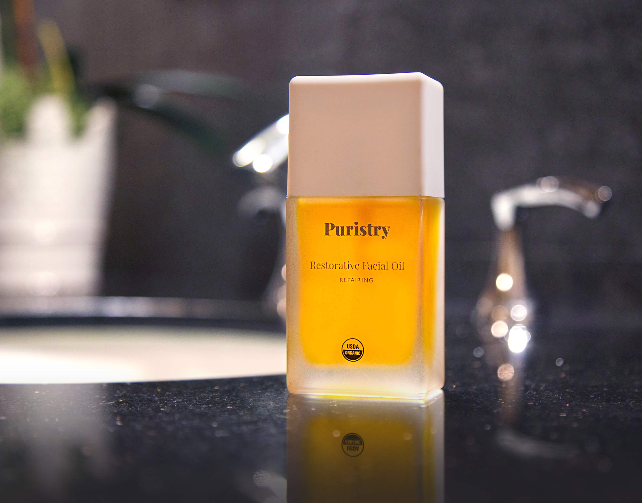Puristry Facial Oil