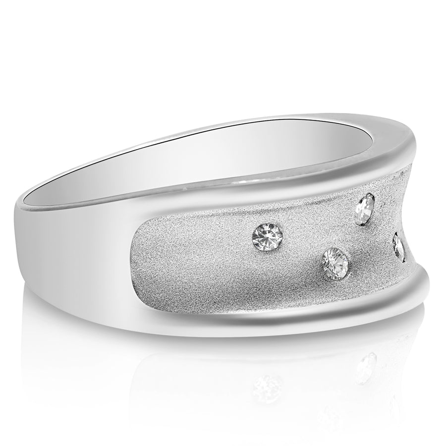 Polka Gents Ring