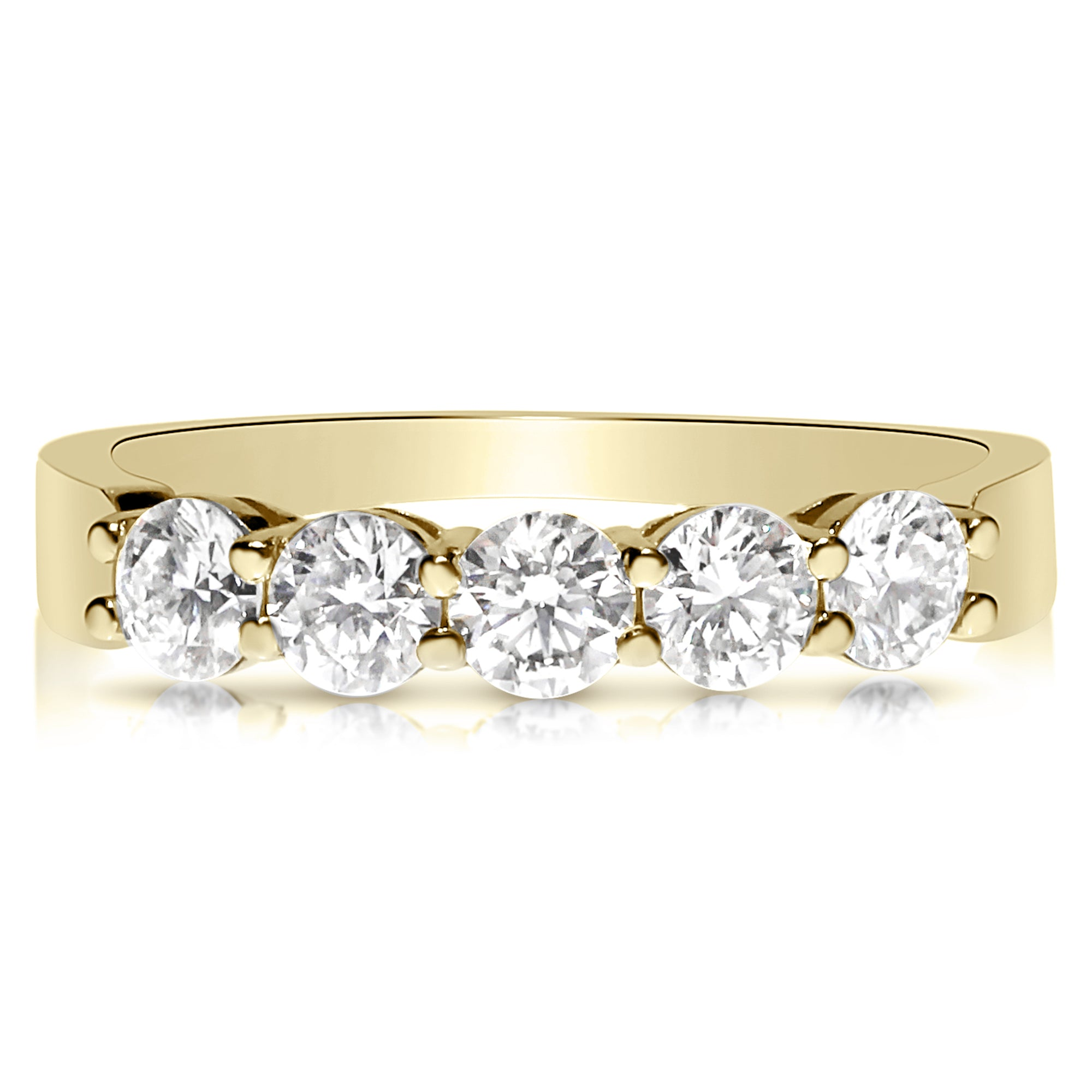 gallery carat diamond princess fresh cut or ring luxury jenny of claw wedding packham white single gold