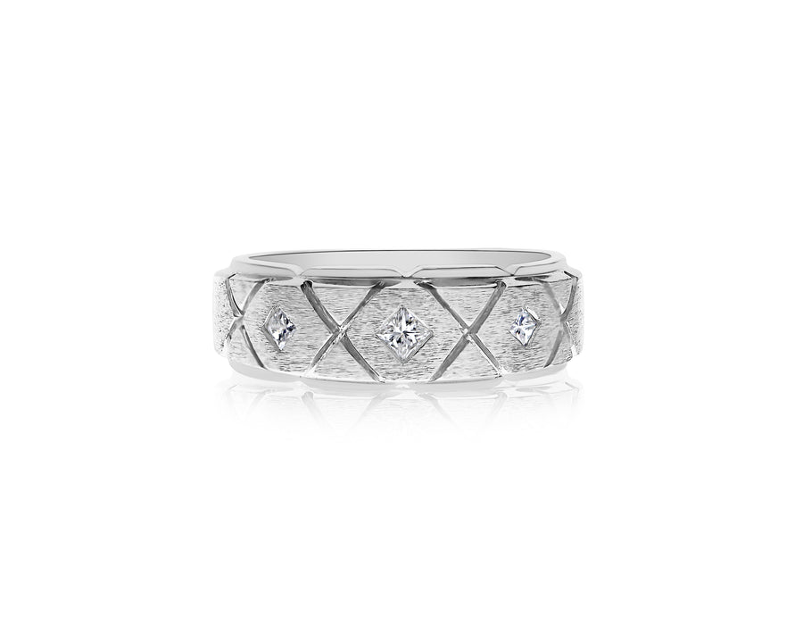 Argyle Gents Ring