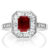 Ruby Power Ring