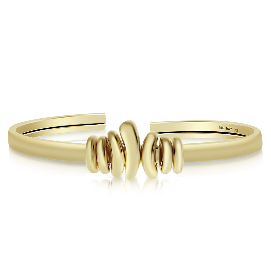 Gold Honey Cuff