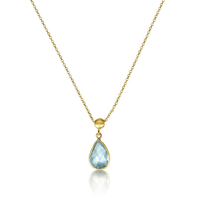 Dainty Amulet Pendant Necklace