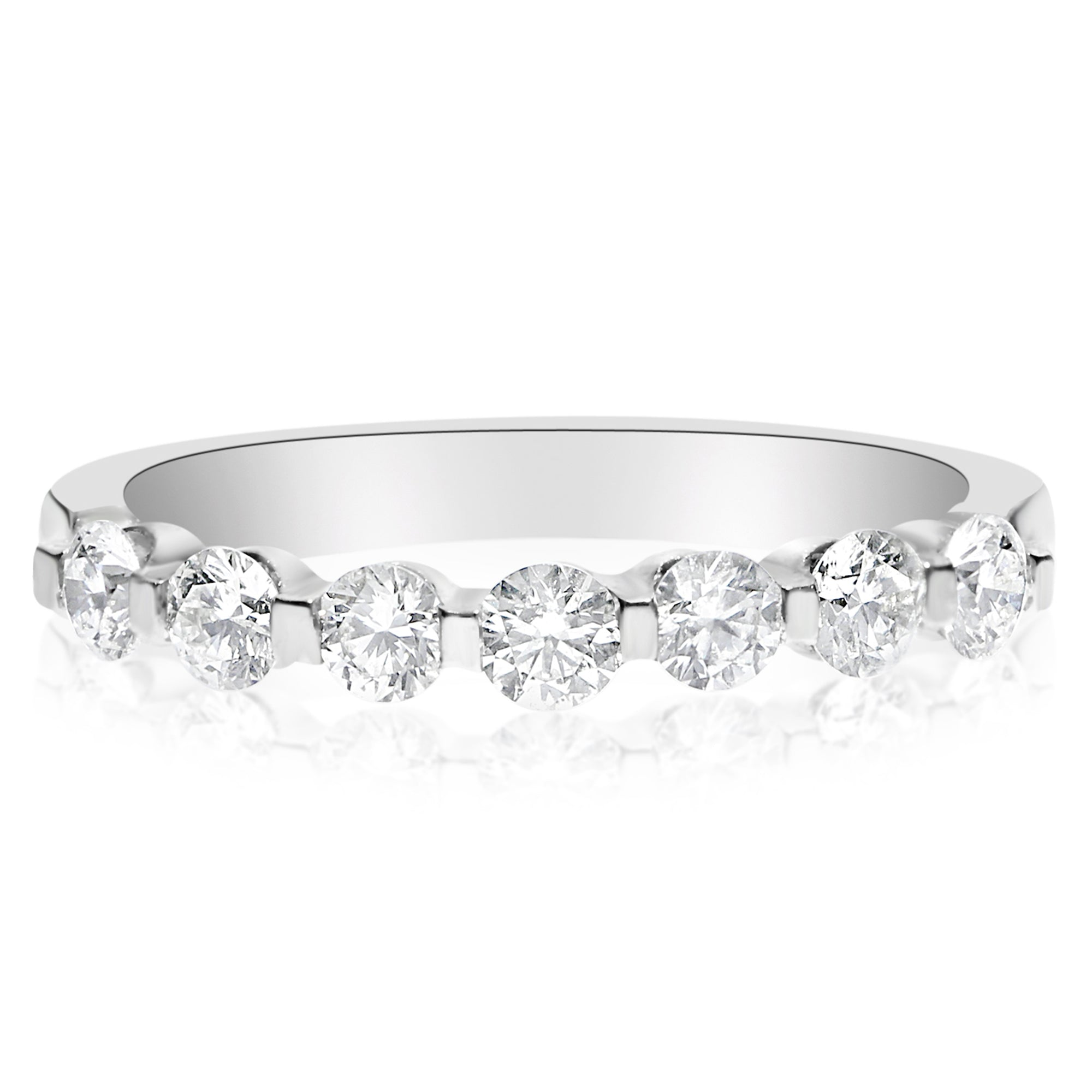 band wedding your points in seven the how diamonds topic are diamond carat many