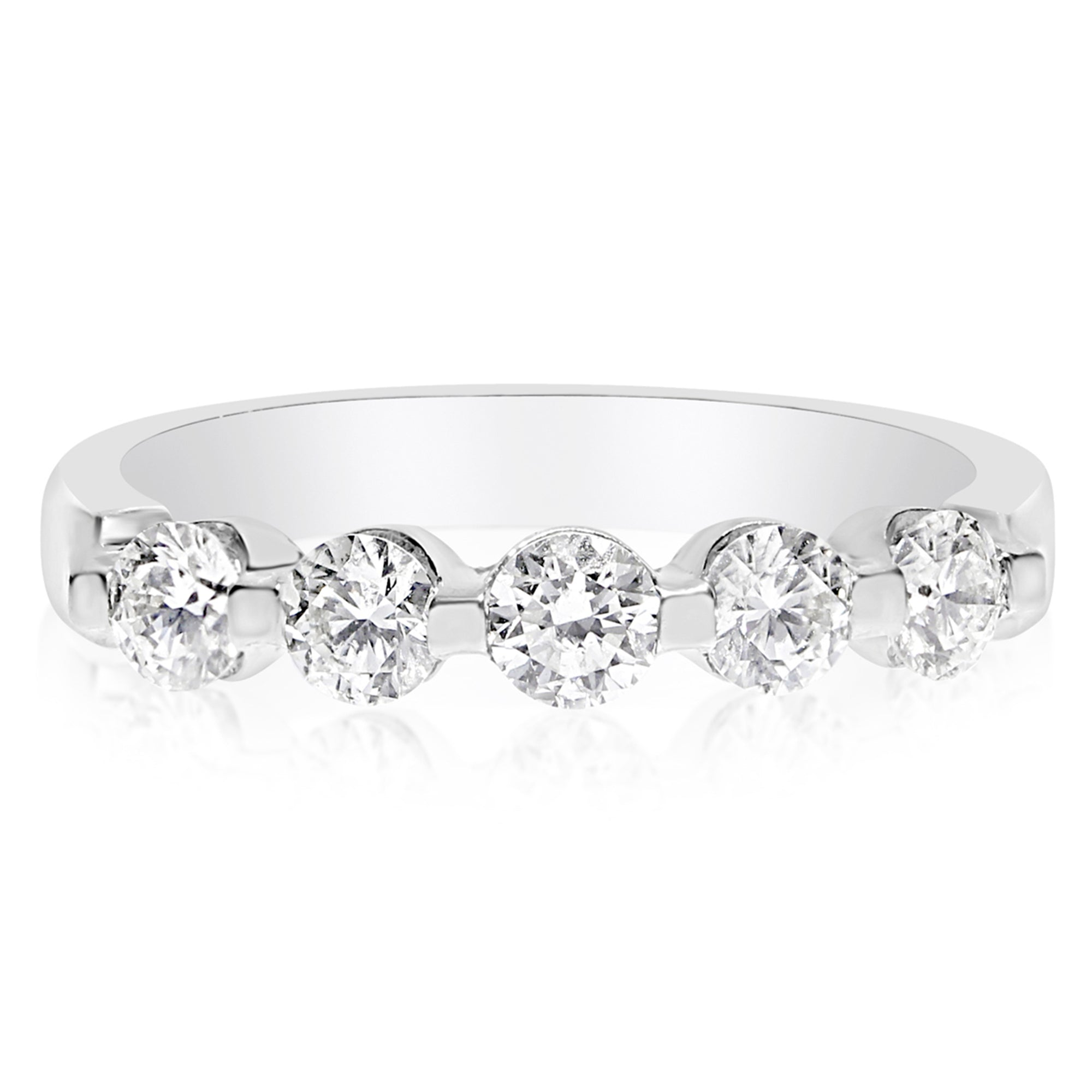 bridal engagement brilliant eternity stone rings from platinum cut image ring diamond