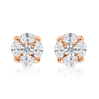 Rosemarque Stud Earrings