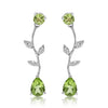 Vine Drop Earrings