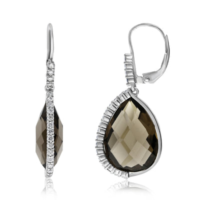 Smoke Show Drop Earrings