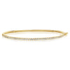 Shared Prong Bangle
