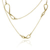 "Infinity Link 36"" Necklace"