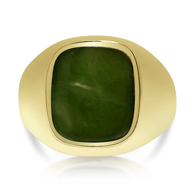 Jade Gents Ring