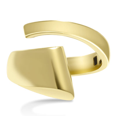 Bayalage Bypass Gold Ring