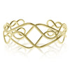 Gold Greek Goddess Cuff