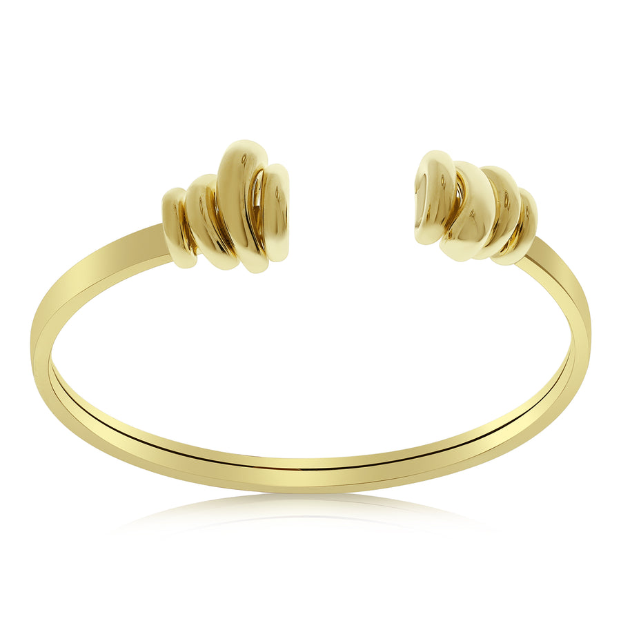 Gold Honey Dipped Cuff